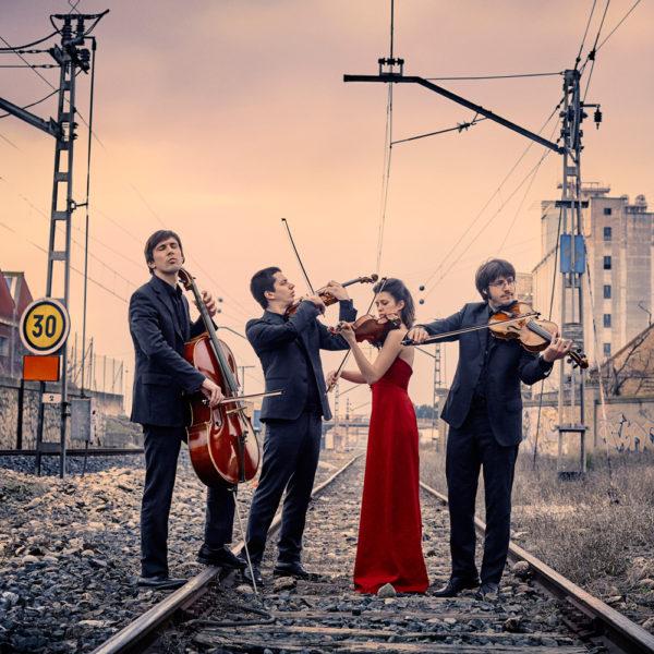 Quartet Gerhard: Portrait