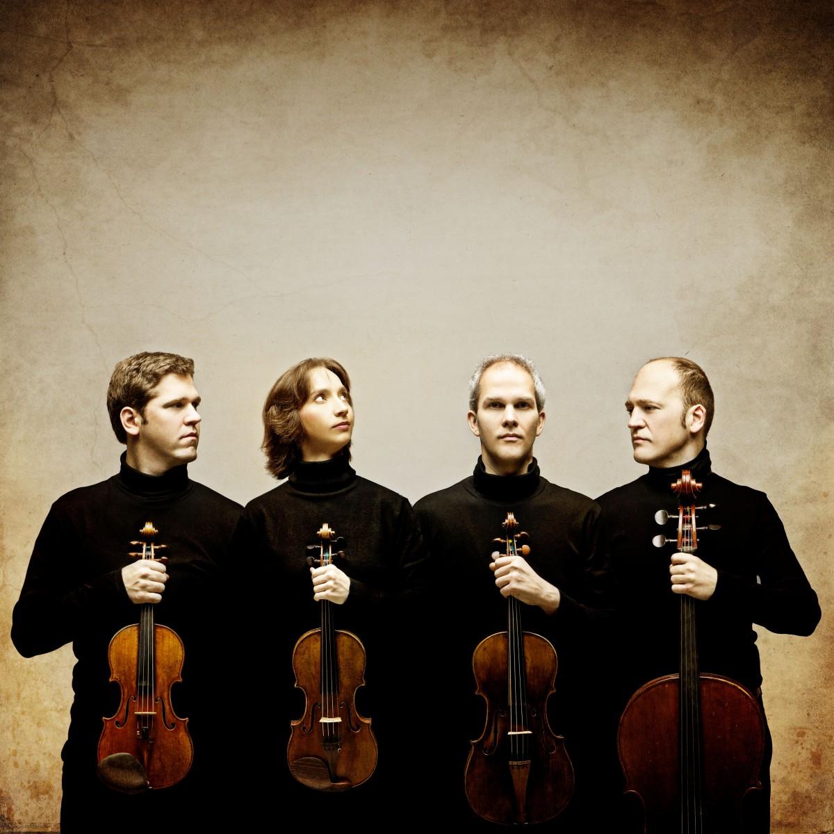 Cuarteto Casals © Josep Molina