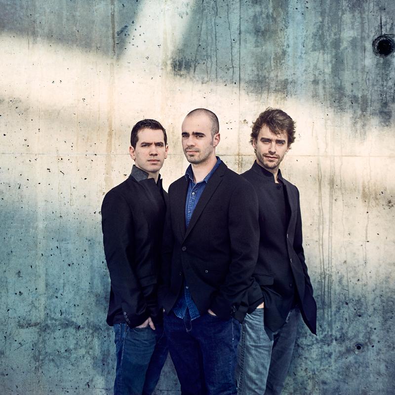 Trio Fortuny Cover