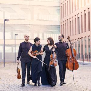 Cosmos Quartet: Influences (Cover)